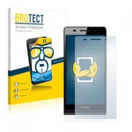 2x BROTECTHD-Clear Screen Protector Huawei Ascend P6