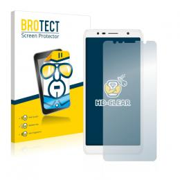 2x BROTECTHD-Clear Screen Protector Alcatel 3C