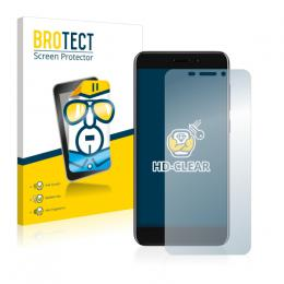 2x BROTECTHD-Clear Screen Protector Vernee M5