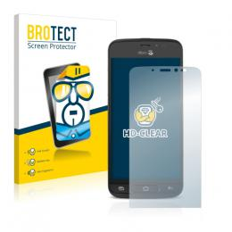 2x BROTECTHD-Clear Screen Protector Doro 8040