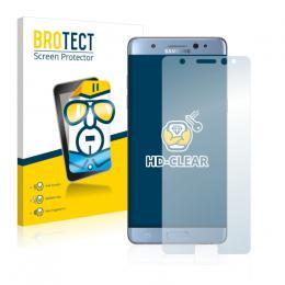 2x BROTECTHD-Clear Screen Protector Samsung Galaxy Note 7