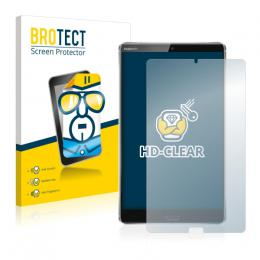 2x BROTECTHD-Clear Screen Protector Huawei MediaPad M5 8.4