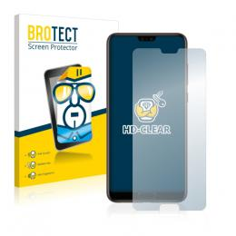 2x BROTECTHD-Clear Screen Protector Huawei P20