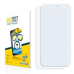 2x BROTECTHD-Clear Screen Protector Evolveo Strongphone G8