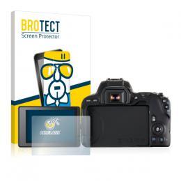 AirGlass Premium Glass Screen Protector Canon EOS 200D