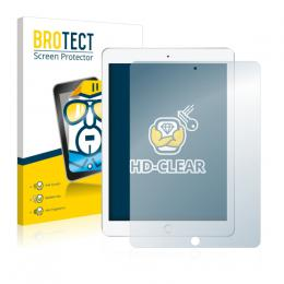 2x BROTECTHD-Clear Screen Protector Apple iPad 9.7 (2018)