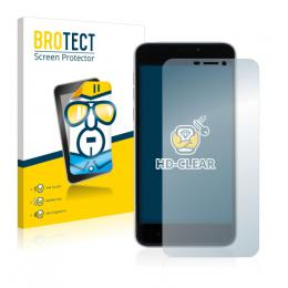 2x BROTECTHD-Clear Screen Protector Oukitel U20 Plus