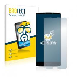 2x BROTECTHD-Clear Screen Protector Doogee Homtom S9 Plus