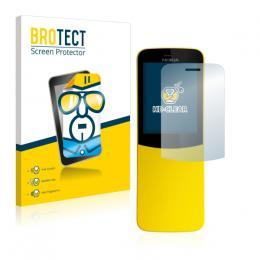 2x BROTECTHD-Clear Screen Protector Nokia 8110 4G