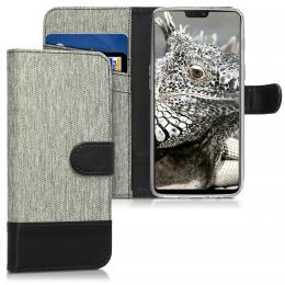 Pouzdro pro OnePlus 6 šedé