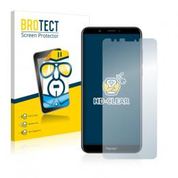 2x BROTECTHD-Clear Screen Protector Honor 7C