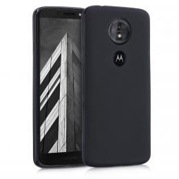 Pouzdro GEL Motorola Moto G6 Play èerné