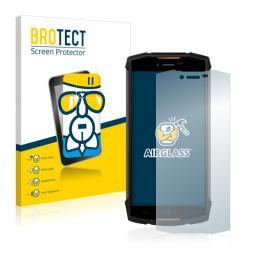 AirGlass Premium Glass Screen Protector Doogee S55