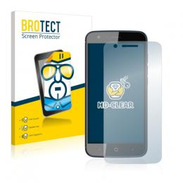 2x BROTECTHD-Clear Screen Protector ZTE Blade V8 Lite