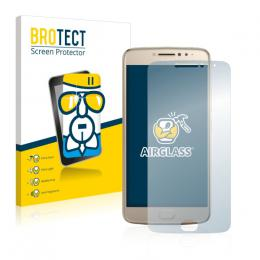 AirGlass Premium Glass Screen Protector Motorola Moto E4 Plus