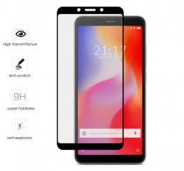 Tvrzené sklo 3D Tempered Glass HD33 Xiaomi Redmi 6