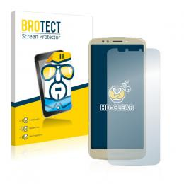 2x BROTECTHD-Clear Screen Protector Motorola Moto E5