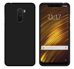 Pouzdro GEL pro Xiaomi Pocophone F1 èerné