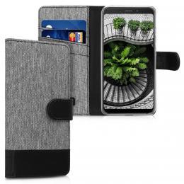 Pouzdro pro Xiaomi Redmi 6 šedé