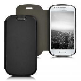 Pouzdro FLIP pro Samsung Galaxy S3 Mini èerné