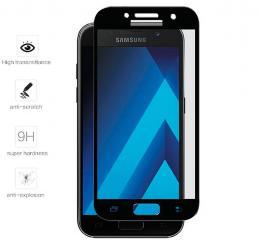 Tvrzené sklo 3D Tempered Glass HD33 Samsung Galaxy A3 (2017) èerné