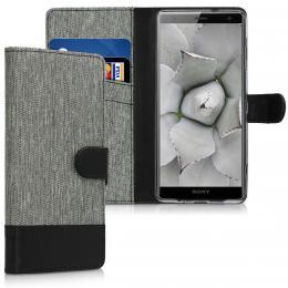 Pouzdro pro Sony Xperia XZ3 šedé