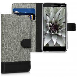 Pouzdro pro Nokia 2.1 šedé