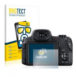 AirGlass Premium Glass Screen Protector Canon PowerShot SX70 HS