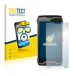 2x BROTECTHD-Clear Screen Protector Cubot KingKong