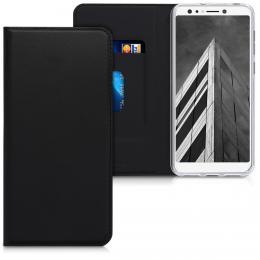 Pouzdro FLIP pro Asus Zenfone 5 Lite (ZC600KL) èerné