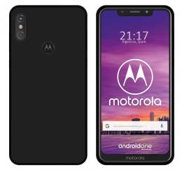 Pouzdro GEL pro Motorola One èerné