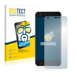 2x BROTECTHD-Clear Screen Protector Blackview A7 Pro