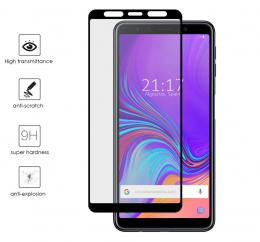 Tvrzené sklo 3D Tempered Glass HD33 Samsung Galaxy A7 (2018)
