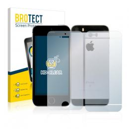 BROTECTHD-Clear Screen Protector Apple iPhone SE (LCD a záda telefonu)