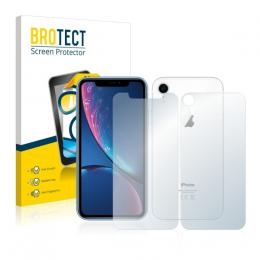 BROTECTHD-Clear Screen Protector Apple iPhone XR (LCD a záda telefonu)