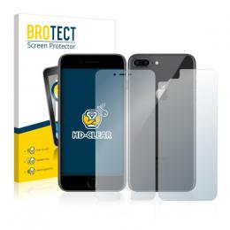 BROTECTHD-Clear Screen Protector Apple iPhone 8 (LCD a záda telefonu)