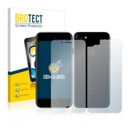BROTECTHD-Clear Screen Protector Apple iPhone 7 (LCD a záda telefonu)