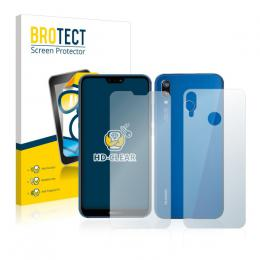 BROTECTHD-Clear Screen Protector Huawei P20 lite (LCD a záda telefonu)