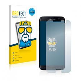 BROTECT Flex Full-Cover Protector Samsung Galaxy S7 Edge