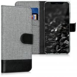 Pouzdro pro Apple iPhone Xs Max šedé