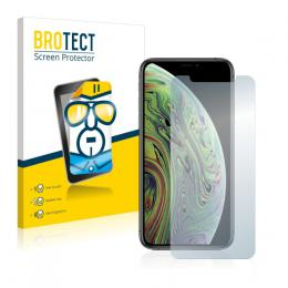 2x BROTECTHD-Clear Screen Protector Apple iPhone Xs