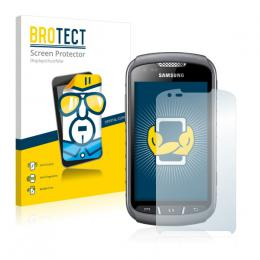 2x BROTECTHD-Clear Screen Protector Samsung Galaxy Xcover 2 S7710
