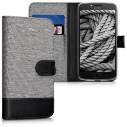 Pouzdro pro Motorola Moto E4 Plus šedé