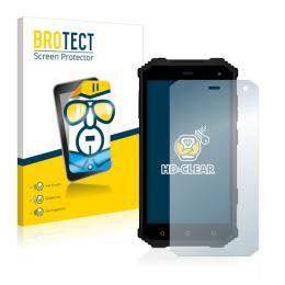 2x BROTECTHD-Clear Screen Protector Prestigio Muze G7