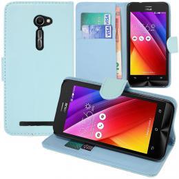 Pouzdro pro Asus Zenfone 2 ZE500CL modré