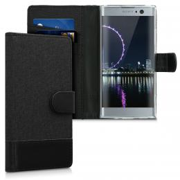 Pouzdro pro Sony Xperia XA2 èerné