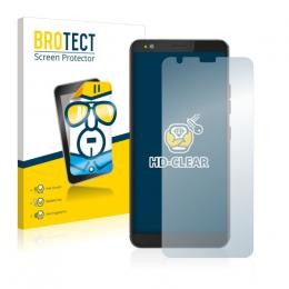 2x BROTECTHD-Clear Screen Protector Gigaset GS370