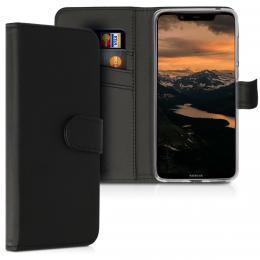 Pouzdro pro Nokia 8.1 èerné