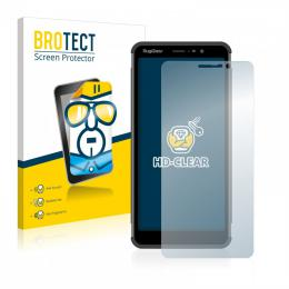 2x BROTECTHD-Clear Screen Protector RugGear RG850