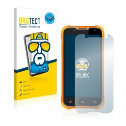 BROTECT Flex Full-Cover Protector Blackview BV5000